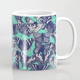 butterfly mint Coffee Mug