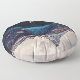 New Horizon Floor Pillow