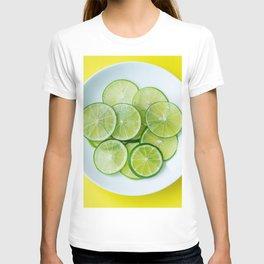 Lustrous Lime T-shirt