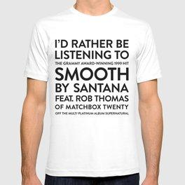Smooth T-shirt
