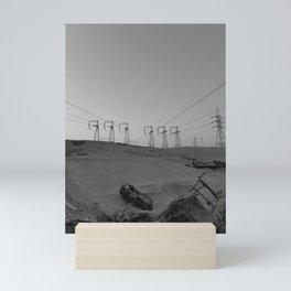 capacity Mini Art Print