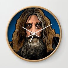 Moore Knows the Score Wall Clock