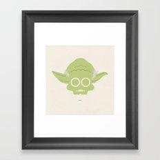 go, i will Framed Art Print