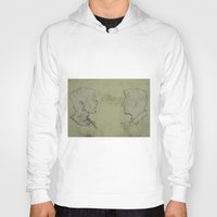true detective Hoodies featuring TRUE DETECTIVE by Tomcert
