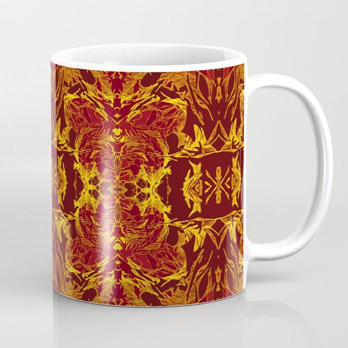 Infrared Amber Arcana Coffee Mug