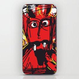 Devil iPhone Skin