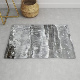 Watercolor Ice 46, The Colonnade Rug