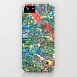 Feu de forêt iPhone Case