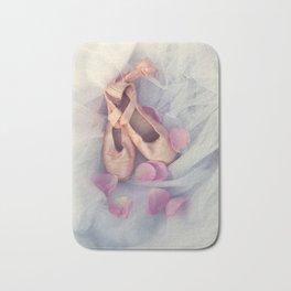 Ballet Shoes Badematte