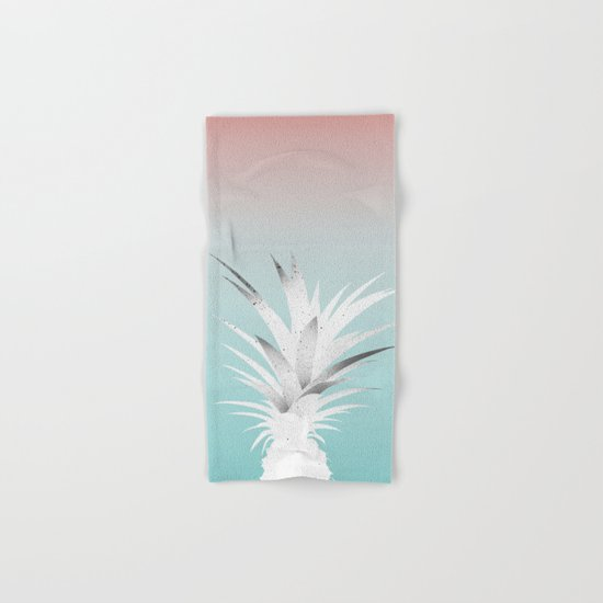ananas comosus Hand & Bath Towel