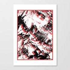 MTHSN_RED_ID Canvas Print