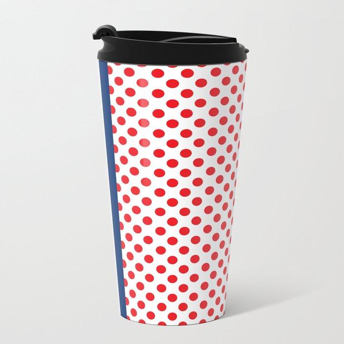 Lichtenswatch - Cold Shoulder Metal Travel Mug
