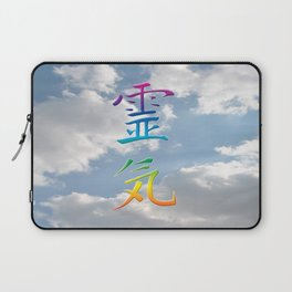 REiKi UP TO THE SKY Laptop Sleeve