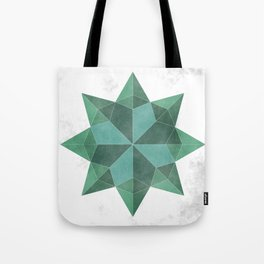 Geometrical Abstract Tote Bag