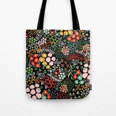 Winter Bouquet Tote Bag