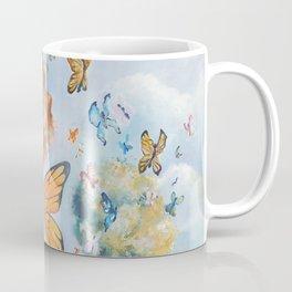 Amelia, Courage to Fly Coffee Mug