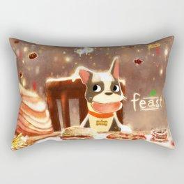 Feast Rectangular Pillow