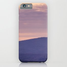 North Georgia Mountains 7 iPhone Case