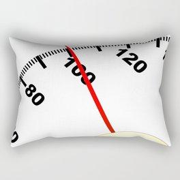 100 Pounds Rectangular Pillow