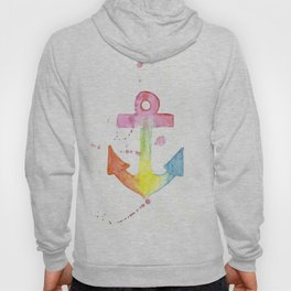 Anchored Love Hoody