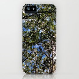 Forest 2 iPhone Case