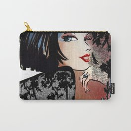 Lace seduction Carry-All Pouch