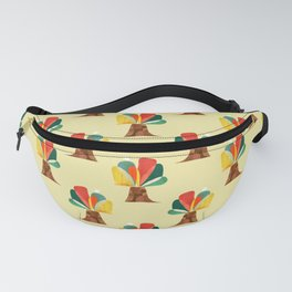 A tree Fanny Pack