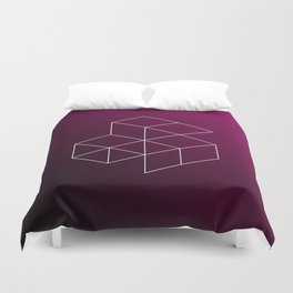 Geometry Duvet Cover