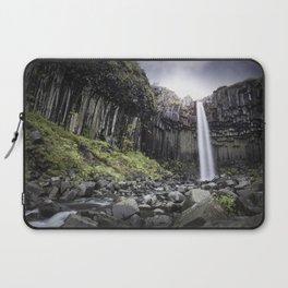 Svartifoss Waterfall Laptop Sleeve