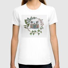Snowbound Cottage T-shirt