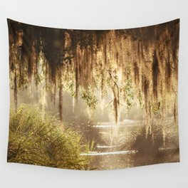 Lowcountry Swamp Wall Tapestry
