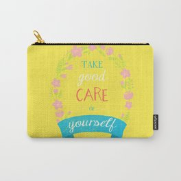 Take Good Care Carry-All Pouch