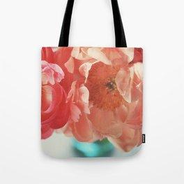 Paeonia #4 Tote Bag