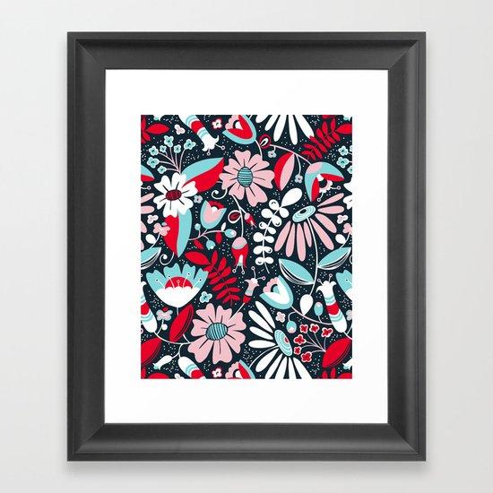 Annabelle Flirt Framed Art Print