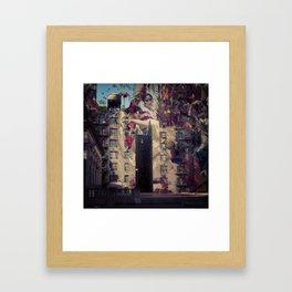 Spanish Harlem Framed Art Print
