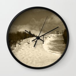 Superstar Killington Vermont Wall Clock