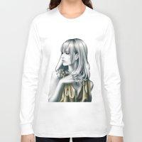 sound Long Sleeve T-shirts featuring sound by Shusei Mochizuki