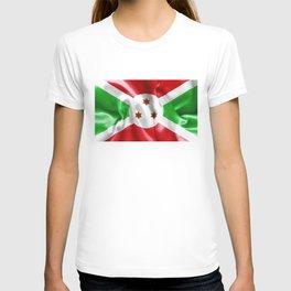 Burundi Flag T-shirt