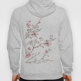 Apple Blossom 2 #society6 #buyart Hoody