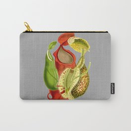 Three Nepenthes Vintage Illustration Carry-All Pouch