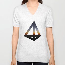 Geometry #20 Unisex V-Neck