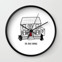 DO House Wall Clock