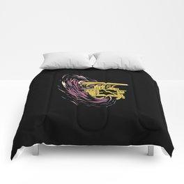 Truck Space Comforters