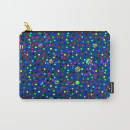 Colorful Rain 02 Carry-All Pouch