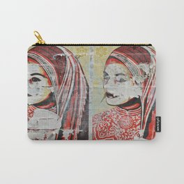 Wall Flower (Expanded) Carry-All Pouch