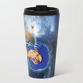 Sailor Mercury Travel Mug
