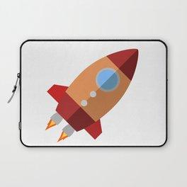 Rocket Ship Laptop Sleeve