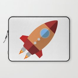 Rocket Ship Laptop Sleeve