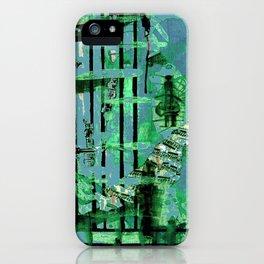 Green Dervish iPhone Case