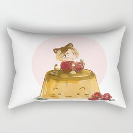 pudding Rectangular Pillow